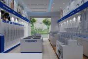 Showroom Italisa Hà Đông