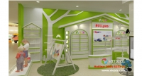 Thiết kế thi công showroom Attipas - The Garden